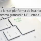 S-a deschis Platforma de inscriere granturi UE de 1 miliard euro
