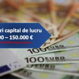 Joi 22 octombrie incep înscrierile pentru capital de lucru de 2000 - 150.000 euro